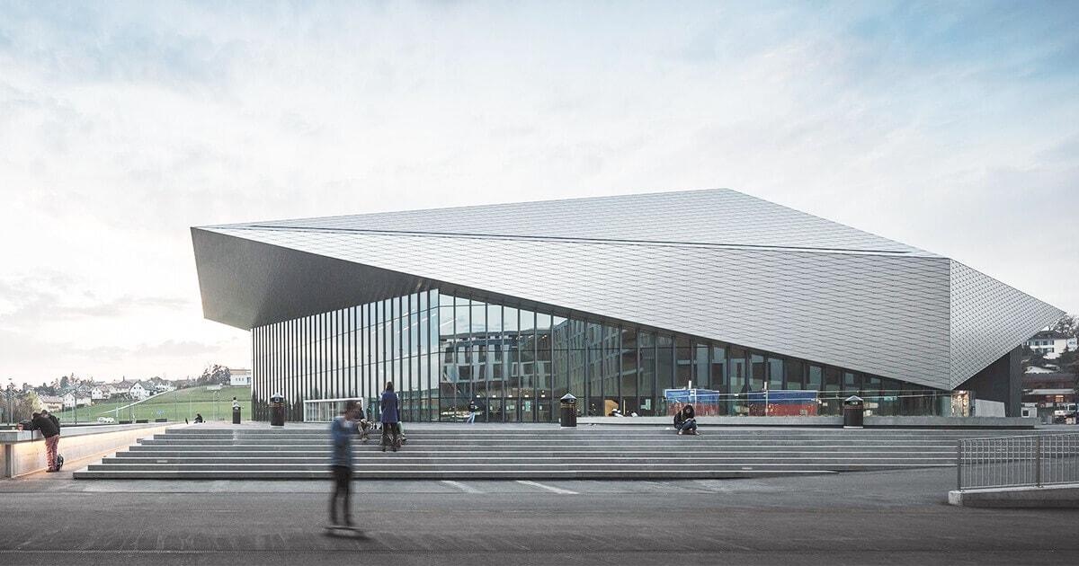 Décoration D'intérieur Swisstech Convention Center